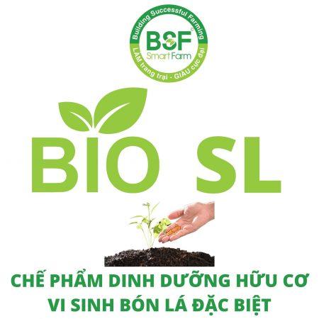 Chế Phẩm dinh dưỡng hữu cơ vi sinh bón lá Đặc Biệt